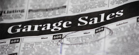 garage-sales-newspaper